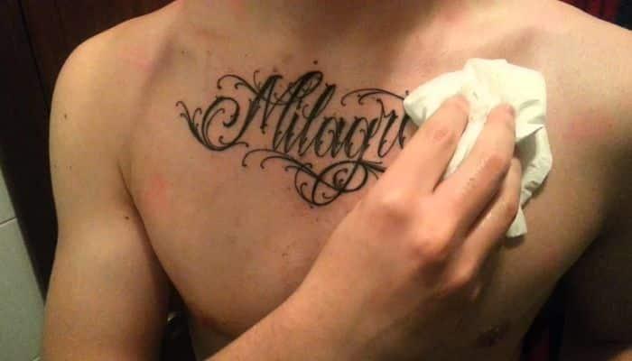 Cómo Curar Bien Un Tatuaje 7 Pasos Sencillos Y Efectivos