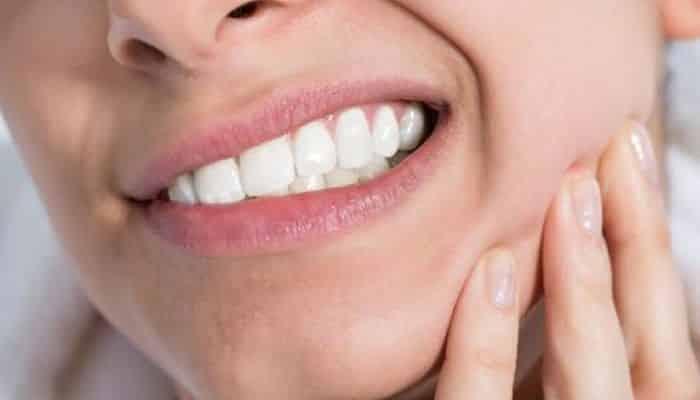 caries en los dientes