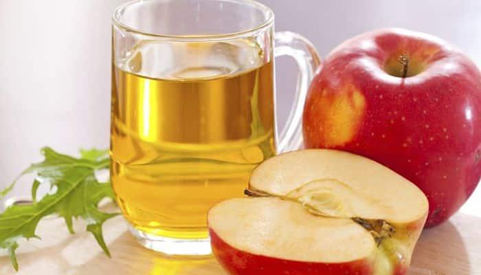 vinagre de manzana para garganta