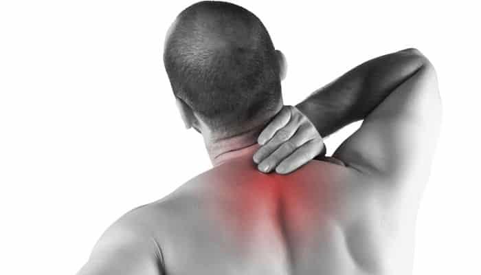 el desgarro muscular